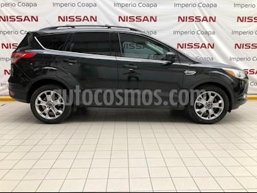 Ford Escape SE Plus usado (2014) color Negro Profundo precio $180,000