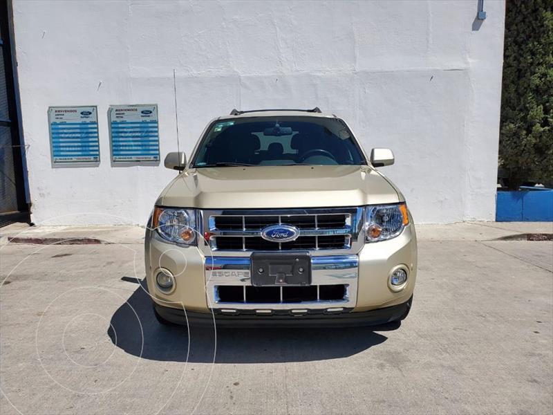 Foto Ford Escape Limited Plus usado (2012) color Champagne precio $150,000