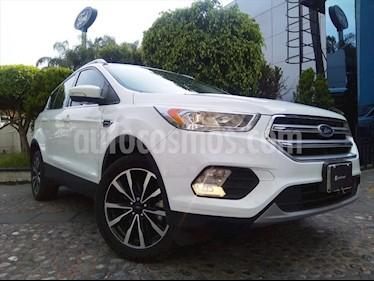 Ford Escape Titanium EcoBoost usado (2017) color Blanco precio $339,000