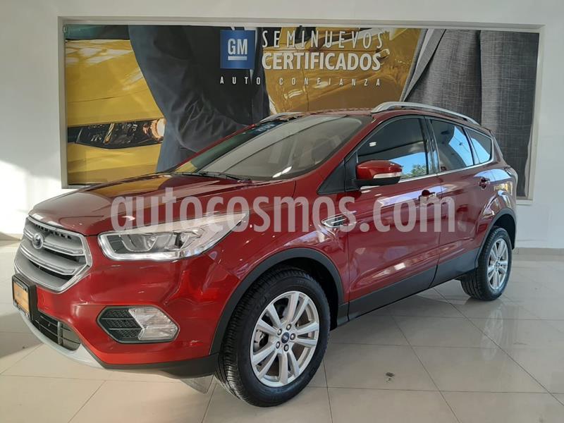 Ford Escape S Plus usado (2019) color Rojo precio $355,900