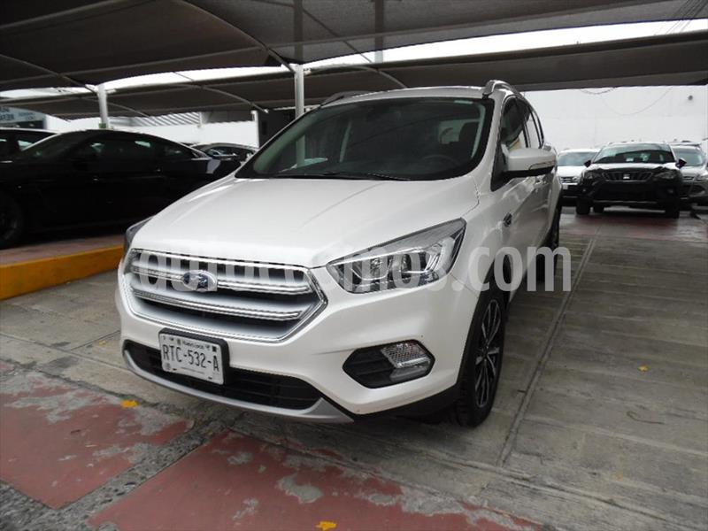 Ford Escape TITANIUM ECOBOOST 2.0L usado (2018) color Blanco precio $364,900