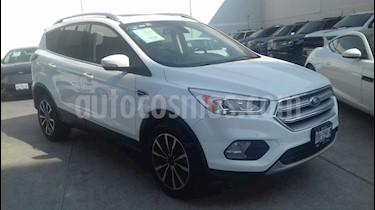 Ford Escape Titanium EcoBoost usado (2017) color Blanco precio $329,000
