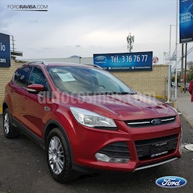 Ford Escape SE Advance usado (2016) color Rojo precio $269,000
