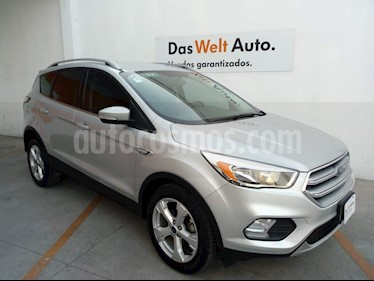 Ford Escape Trend Advance usado (2017) color Plata Estelar precio $299,000