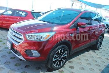 Ford Escape Titanium usado (2017) color Rojo precio $340,000