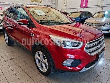 Ford Escape Trend Advance usado (2019) color Rojo precio $358,000