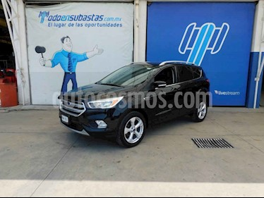 Ford Escape 5p Trend Advance L4/2.5 Aut usado (2017) color Negro precio $138,000