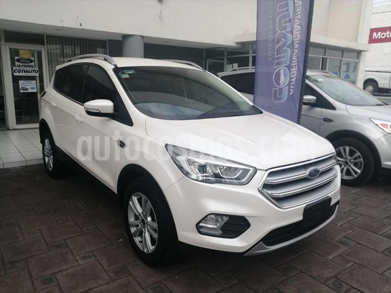 Ford Escape S Plus usado (2019) color Blanco precio $334,000