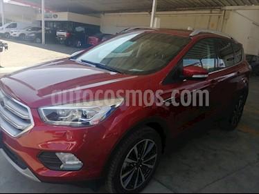 Ford Escape Titanium EcoBoost usado (2019) color Rojo precio $455,000