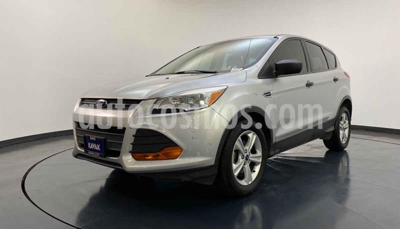 Ford Escape S Plus usado (2014) color Plata precio $202,999