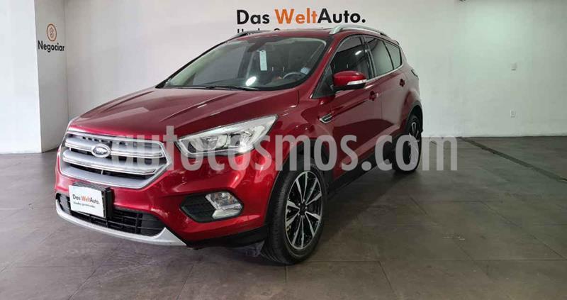 Ford Escape Titanium EcoBoost usado (2018) color Rojo precio $363,000