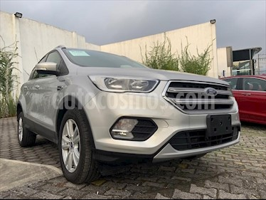 Ford Escape S Plus usado (2018) color Plata precio $387,600