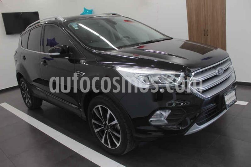 Ford Escape Titanium EcoBoost usado (2018) color Negro precio $365,000