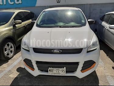 Ford Escape S usado (2014) color Blanco precio $195,000