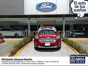 foto Ford Escape Trend Advance usado (2017) color Rojo precio $340,000