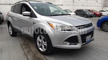 Ford Escape 5P SE ADVANCE TAA/AC. AUT. PIEL BOTON DE ENCEND.  usado (2014) color Plata precio $185,000
