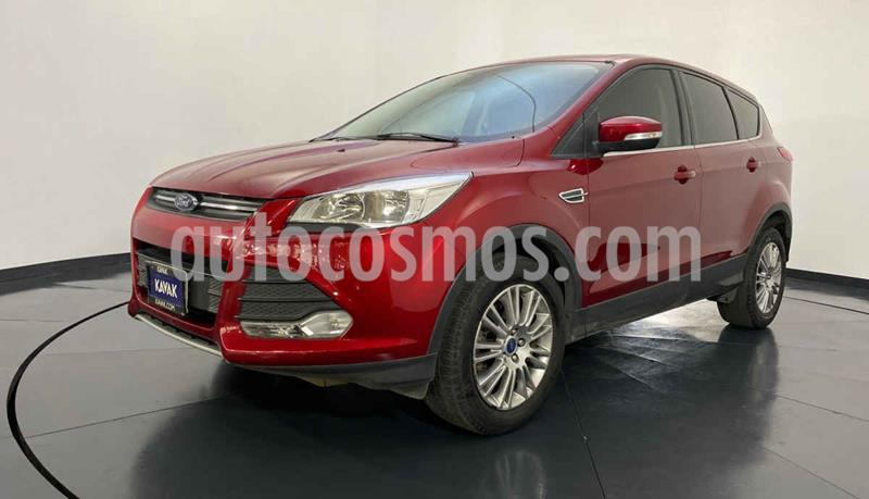 Ford Escape S Plus usado (2016) color Rojo precio $262,999