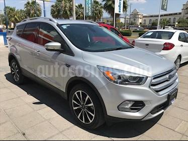 foto Ford Escape TITANIUM ECOBOOST® usado (2017) color Plata precio $325,000