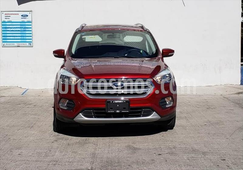 Ford Escape Trend Advance usado (2018) color Rojo precio $350,000