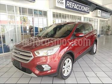 Ford Escape S Plus usado (2017) color Rojo precio $295,000