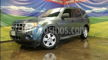 Ford Escape 5P XLS L4 TA CONTR. VEL. usado (2012) color Azul precio $139,000