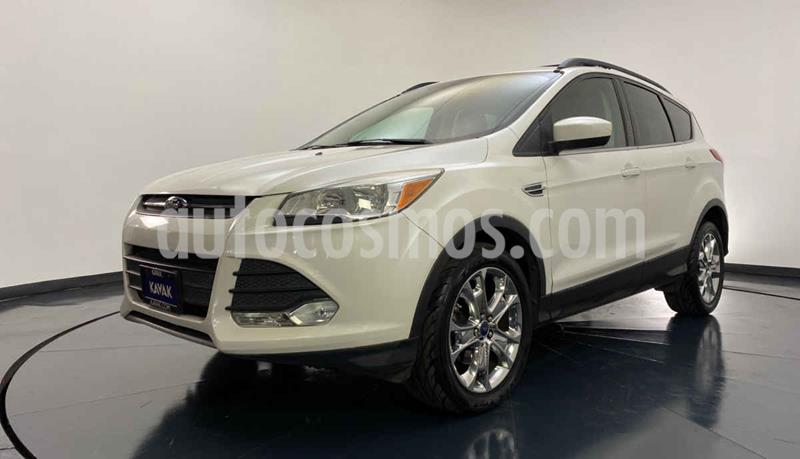Ford Escape SE Plus usado (2014) color Blanco precio $217,999