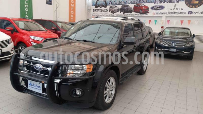 Ford Escape T XLT  usado (2012) color Negro precio $153,000