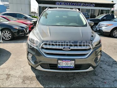 Ford Escape Trend Advance usado (2017) color Gris precio $319,000