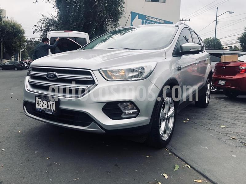 Ford Escape Trend Advance usado (2016) color Plata Dorado precio $305,000