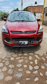 Ford Escape SE Plus con techo panoramico usado (2014) color Marron precio $230,000
