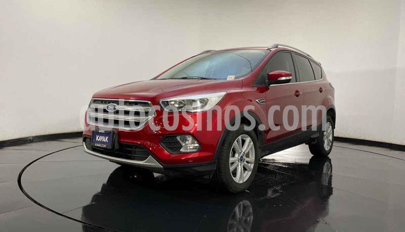 Ford Escape S Plus usado (2018) color Rojo precio $324,999