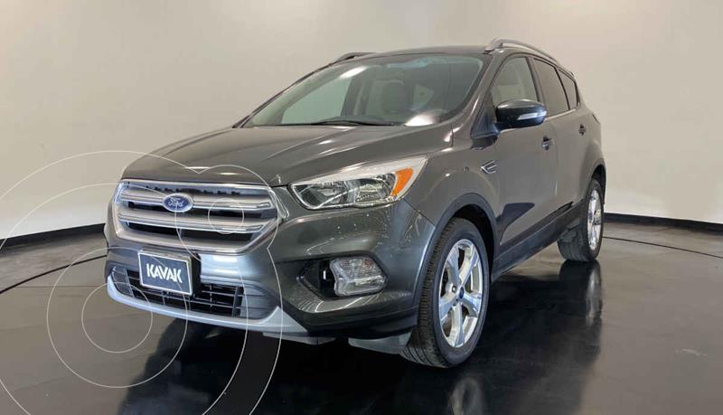 Ford Escape Trend Advance usado (2017) color Gris precio $297,999