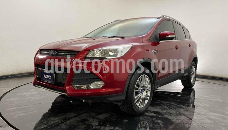 Ford Escape Trend Advance EcoBoost usado (2016) color Rojo precio $272,999