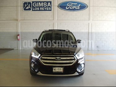 Ford Escape Titanium EcoBoost usado (2017) color Negro precio $330,000