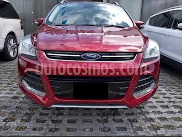 Ford Escape Titanium EcoBoost usado (2016) color Rojo precio $255,000