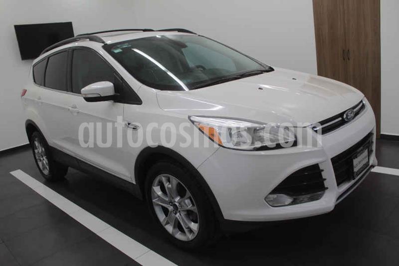 Ford Escape Titanium usado (2014) color Blanco precio $219,000