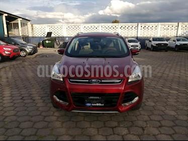 Ford Escape 5P TITANIUM L4/2.0 AUT ECOBOOST usado (2016) color Rojo precio $285,000
