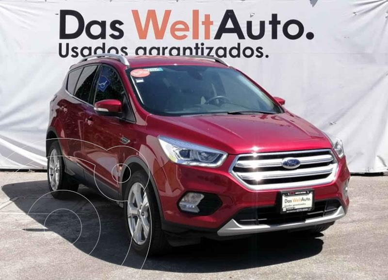 Foto Ford Escape S Plus usado (2019) color Rojo precio $385,000