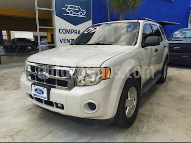 Ford Escape XLS V6 usado (2009) color Blanco precio $120,000