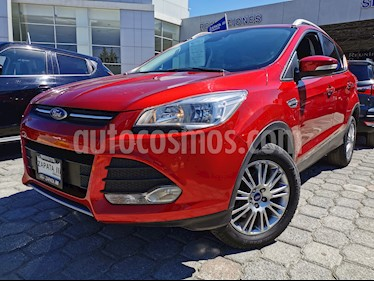 Ford Escape Trend Advance usado (2016) color Rojo Rubi precio $289,000