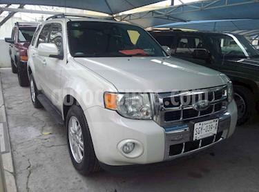 Ford Escape T XLT  usado (2012) color Blanco precio $219,900