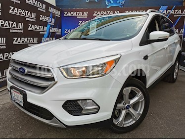 Ford Escape Trend Advance usado (2017) color Blanco Oxford precio $295,000