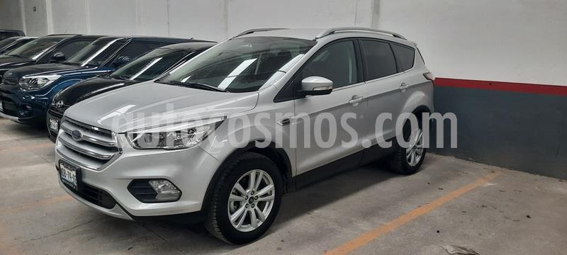 Ford Escape S Plus usado (2018) color Plata precio $319,000