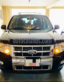 Ford Escape Limited usado (2010) color Negro precio $105,000