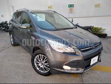 Ford Escape S Plus usado (2016) color Gris precio $260,000
