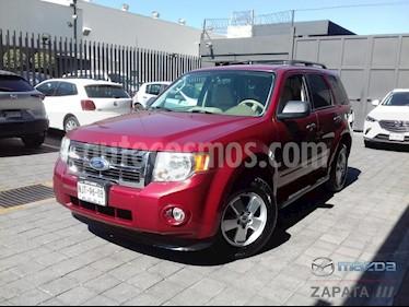 Ford Escape XLT Aut usado (2012) color Rojo Sangria precio $145,000