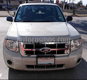 Ford Escape XLS V6 usado (2008) color Verde Salvia precio $115,000