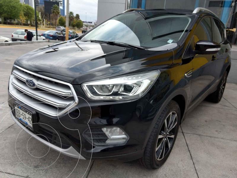 Ford Escape Titanium EcoBoost usado (2018) color Negro precio $357,000