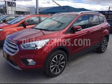 Ford Escape TITANIUM ECOBOOST 2.0L usado (2018) color Rojo precio $365,000