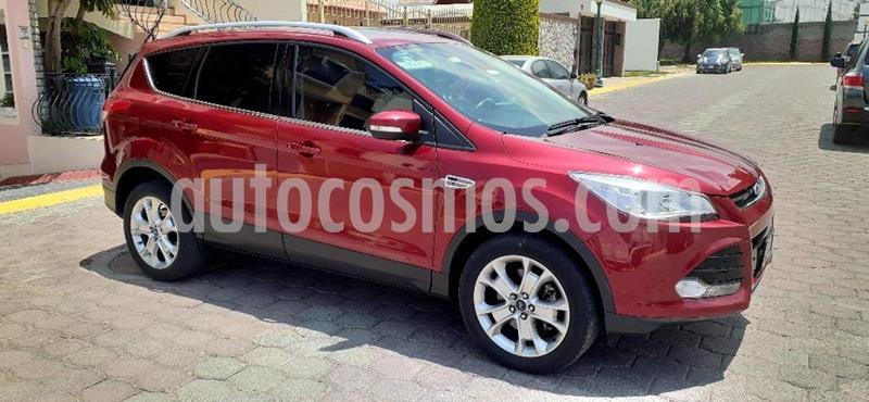 Ford Escape Titanium usado (2016) color Rojo precio $279,000
